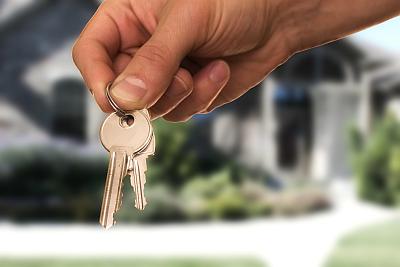 Schlüssel fürs Eigenheim - Hausfinanzierung